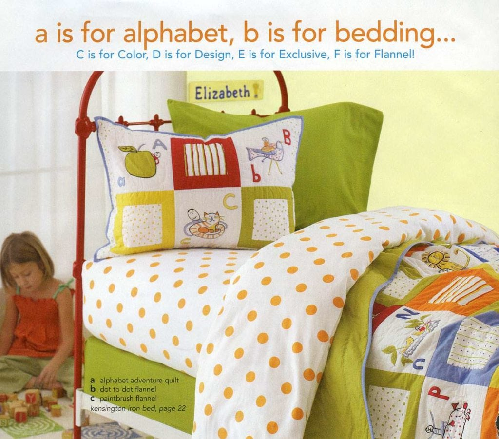 ABCs of bedding