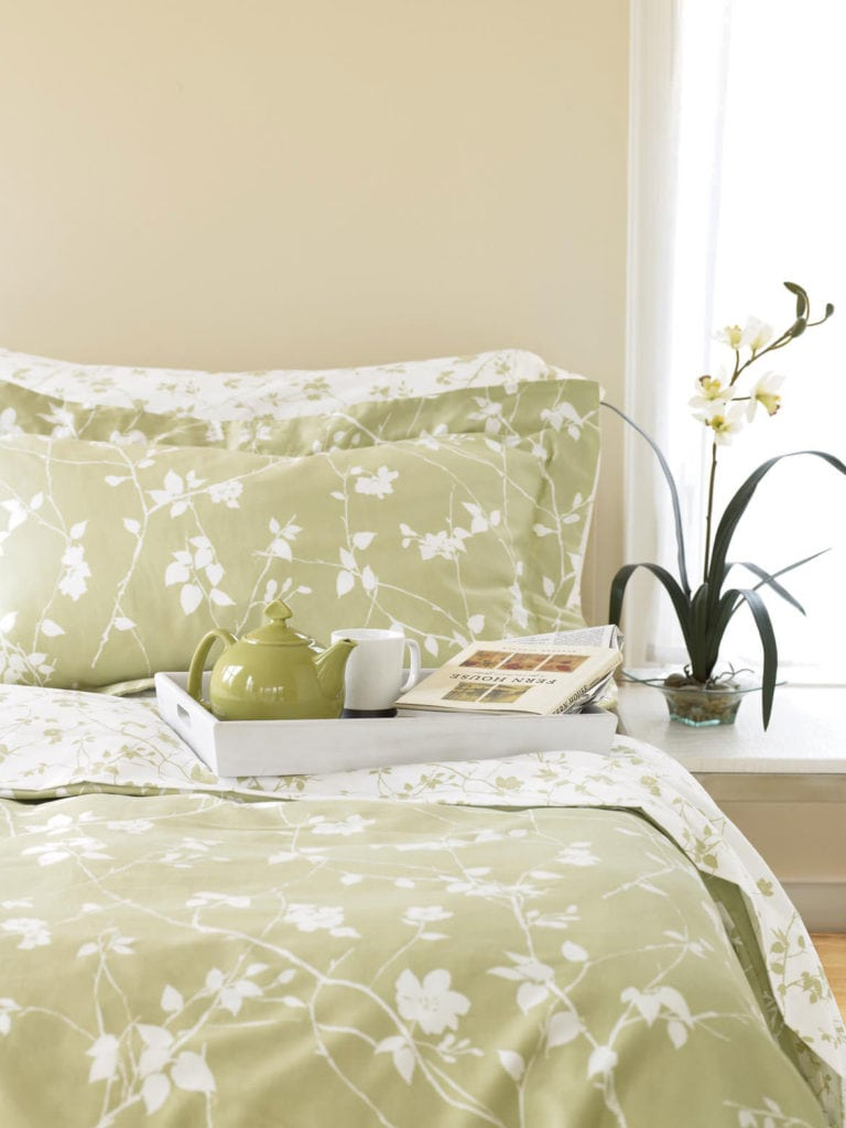 Fern House bed